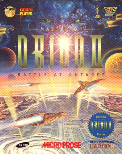 Master of Orion 2: Battle at Antares