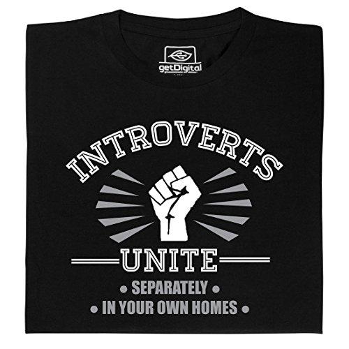 getDigital Introversi unitevi - Shirt Realizzata in...