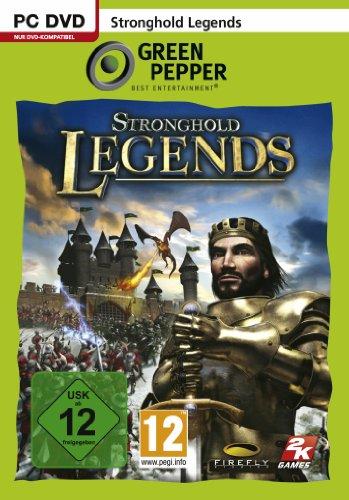 Stronghold Legends [Green Pepper] [Importación alemana]