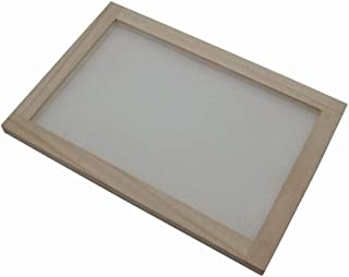 20x30cm Wooden Paper Making Papermaking Mould Frame Screen Tools for DIY Paper Craft