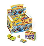 SuperThings Rivals of Kaboom - Secret Spies - Display de 8 Spy Jets (PST6D068IN00) con Figuras,...