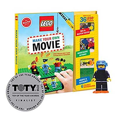 Klutz Lego Make Your Own Movie Activity Kit from Klutz (Scholastic)