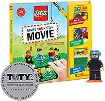 KLUTZ Lego Make Your Own Movie Activity Kit
