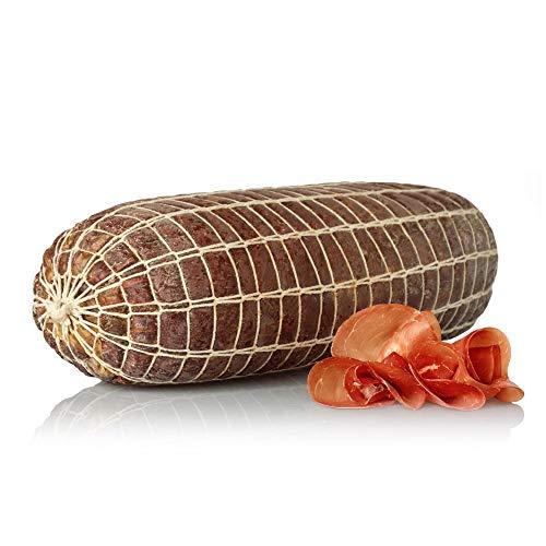 Bresaola Della Valtellina I.G.P. Whole, Italian Food by Salumi Pasini, 3.5 kg