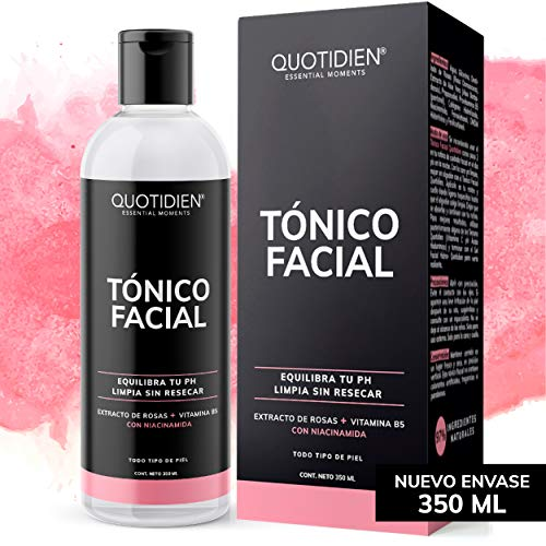 toner facial piel grasa fabricante QUOTIDIEN ESSENTIAL MOMENTS