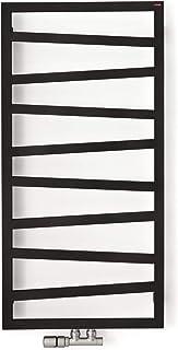 Radiador de baño zigzag, de gran calidad, diseño Radiador, disponible en varios tamaños y colores, 1545h x 500b
