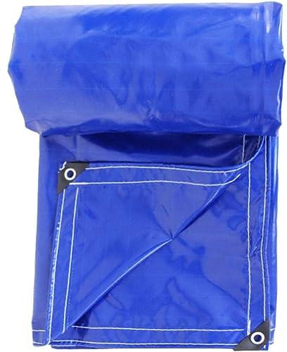 HongTeng Taille résistante Multi d'abri de Tente prougeectrice Externe de Tapis de Prougeection extérieur imperméable (Taille   4x6m)