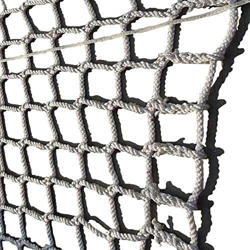 Find Bargain HUANPIN Climbing Frame Net for Kids | Rope Ladder Protection Net for Kids Adults Truck ...