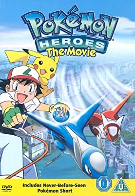 Pokémon 5 Heroes-Movie [Reino Unido] [DVD] de Disney