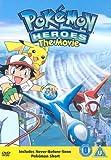 Pokémon 5 Heroes-Movie [Reino Unido] [DVD]