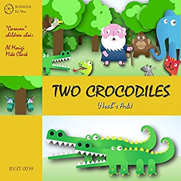 Two Crocodiles (Noah's Ark)