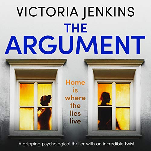 The Argument audiobook cover art