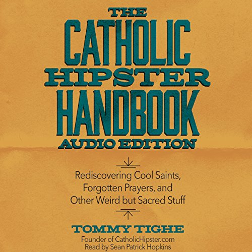 The Catholic Hipster Handbook cover art