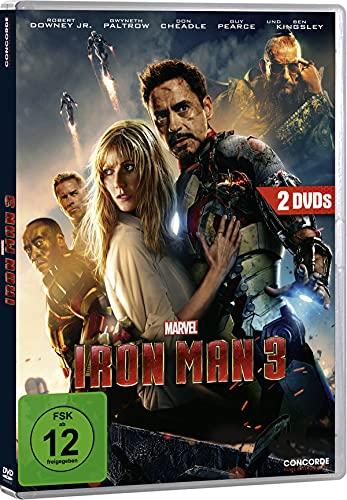 Iron Man 3 - Special Limited Edition auf 222 Stück [Alemania] [DVD]
