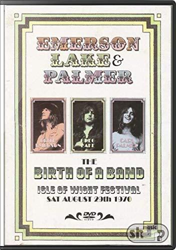 Emerson Lake Palmer The Birth Of A Band - Is novo lacr orig