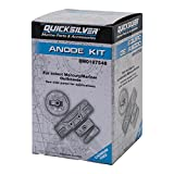 Quicksilver 8M0107548 Aluminum Anode Kit - Mercury and Mariner Outboards