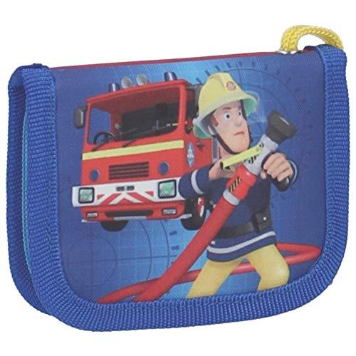 Vadobag VB26820 Feuerwehrmann Sam Geldbörse, Mehrfarbig