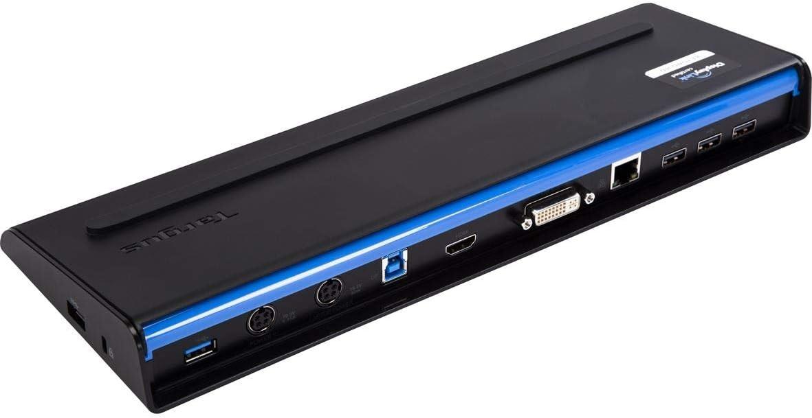 Targus USB Dual Cheap bargain Video Docking Power Station USB-C with Daily bargain sale Multipl