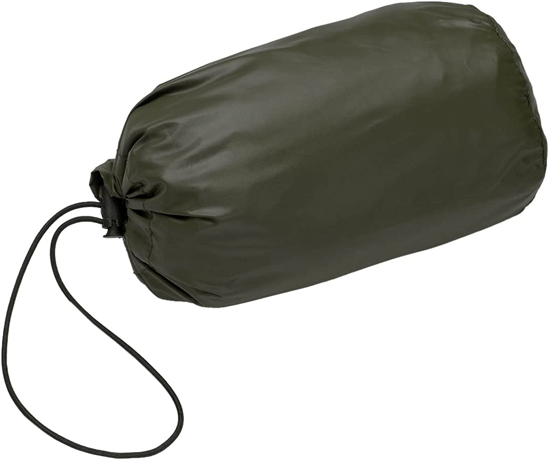 COOFANDY Men's Packable Rain Jacket Outdoor Waterproof Hooded Lightweight Classic Cycling Raincoat