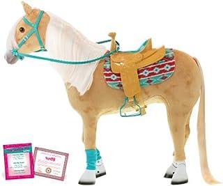 18 Inch Palomino Horse