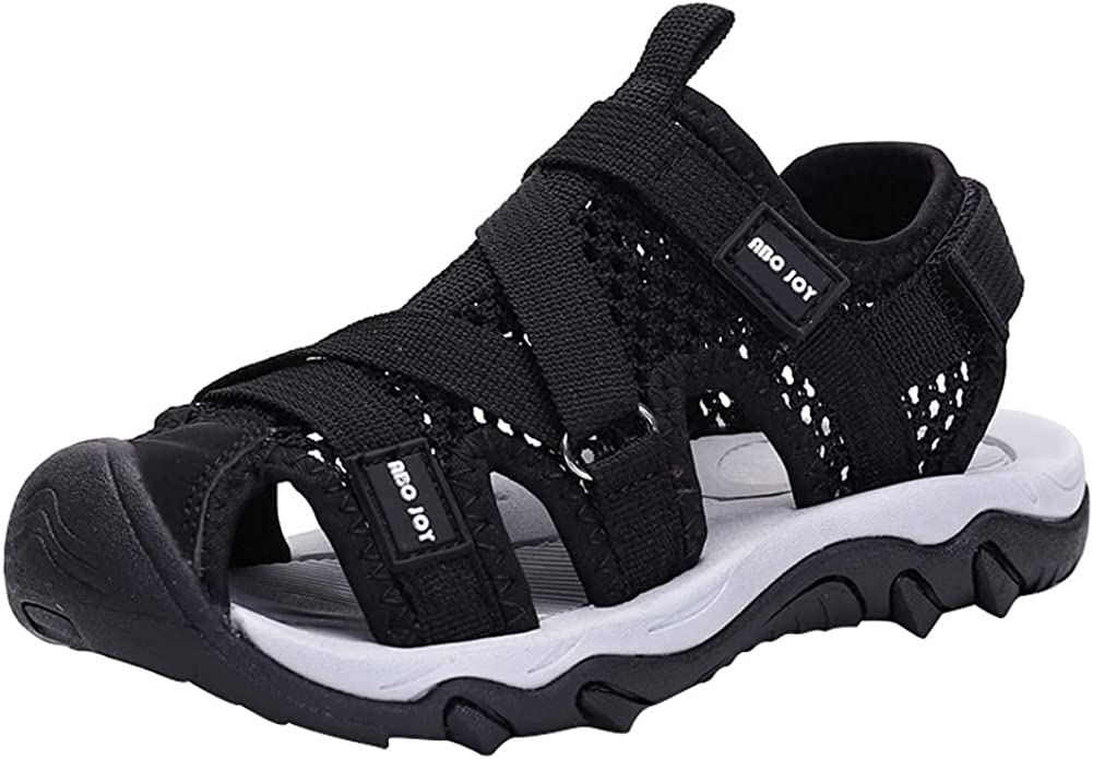 CLIOCATS Kids Outdoor Boys-Child Hiking Sports Sandals Water Shoe Sneakers