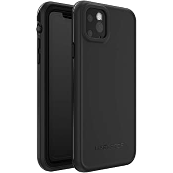 LifeProof - Carcasa Impermeable para iPhone 11 Pro MAX, Color Negro