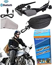 Sunglasses Mp3 Player with Bluetooth Phone Talk Sunglass Sports Headset Headphone Sun Glasses 2GB