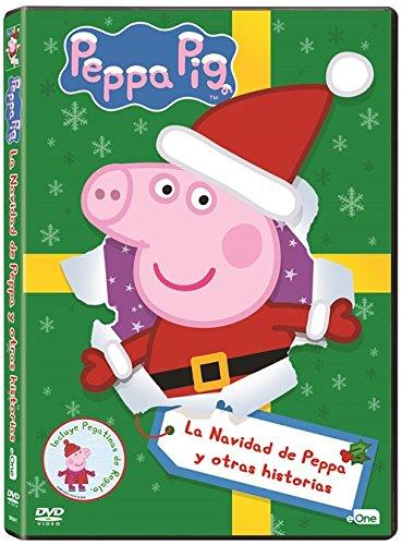 Peppa Pig - La Navidad De Peppa Y Otras Historias [DVD]