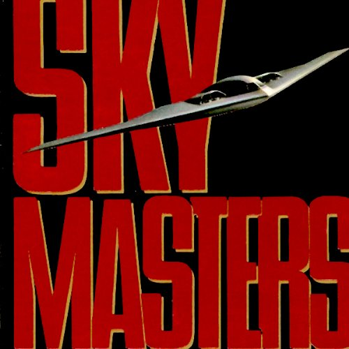 Sky Masters audiobook cover art