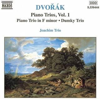 Dvorák: Piano Trios Op. 65 & 90