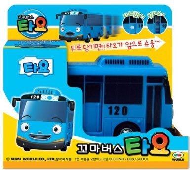 Little Bus Tayo Toy - TAYO