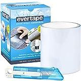 Everfix EVERTAPE Cinta Adhesiva Reparadora - Cinta Resistente al Agua - Cinta para Reparar y Sellar - Cinta Impermeable Usable Bajo el Agua y Superficies...