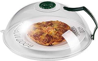 Cabilock 6 Pcs En Plastique Couvercle De Nourriture Micro-Ondes Plaque De Couverture Couvercle D/éclaboussure Couvercle De Plaque Couvercle R/ésistant /À La Chaleur Couvercle De Nourriture