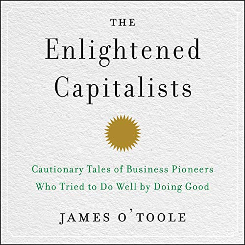The Enlightened Capitalists audiobook cover art