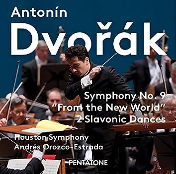 """Dvořák: Symphony No. 9 """"From the New World"""" & 2 Slavonic Dances"""