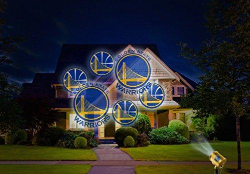 NBA Team Pride Light, Unisex - Adulto, NBA Golden State Warriors Team Pride Light, LEDWARR, Blu, Taglia unica