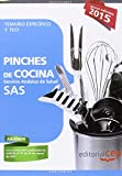 Pinches de Cocina. Servicio Andaluz de Salud (SAS). Temario específico y test
