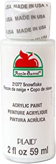 Apple Barrel Acrylic Paint in Assorted Colors (2 oz), 21377, Snowflake