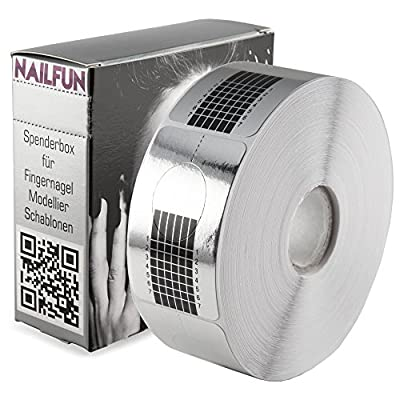 NAILFUN Rolle 500 Stück