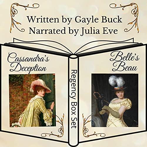 Cassandra's Deception & Belle's Beau cover art