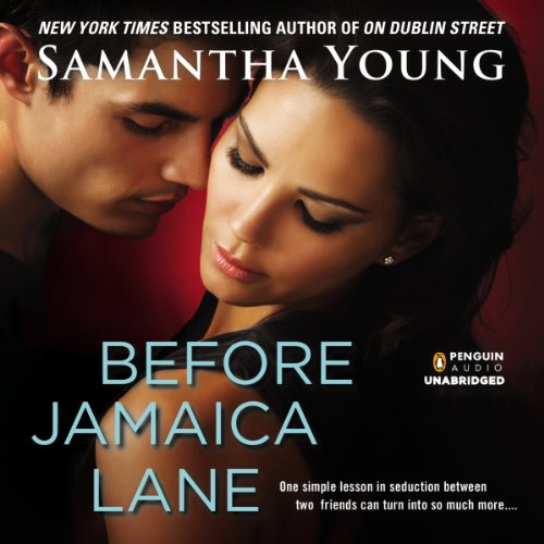 Before Jamaica Lane audiobook cover art