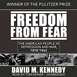 Freedom from Fear cover art