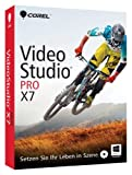 Corel VideoStudio Pro X7, DE - Software de video (DE, 2048 MB, 1830 MHz, PC, DEU)