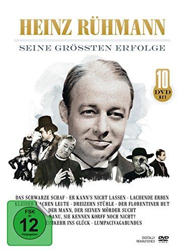 Heinz Rühmann - Seine größten Erfolge [10 DVDs]
