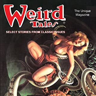 Weird Tales cover art