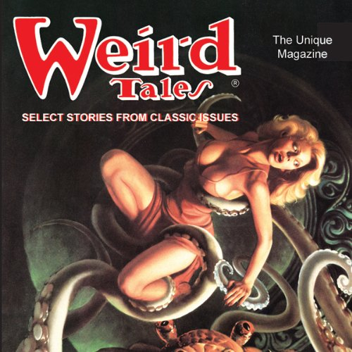 Couverture de Weird Tales