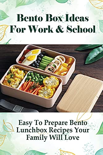 Bento Box Ideas For Work & School: Easy To Prepare Bento Lunchbox Recipes Your Family Will Love: Ginger Pork Onigirazu Bento