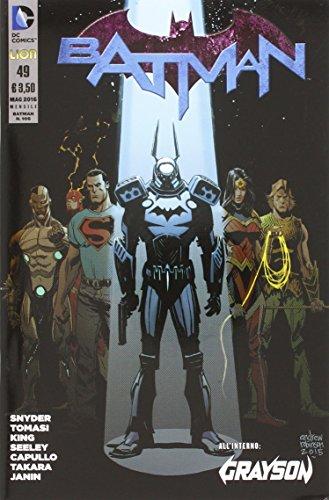 Batman. Nuova serie 49: 106