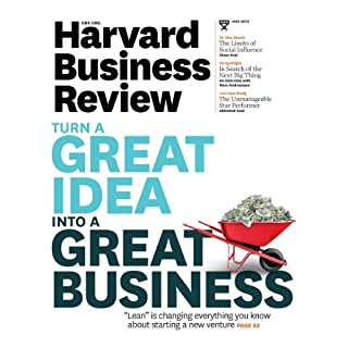 『Harvard Business Review, May 2013』のカバーアート