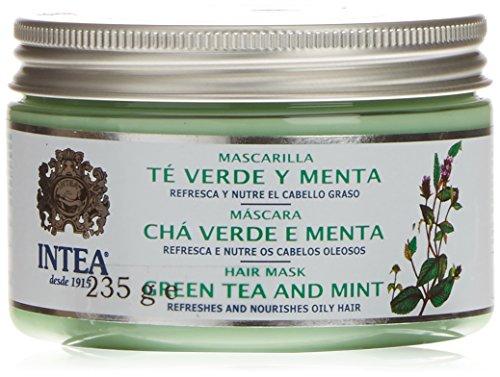 Haarmaske INTEA Grüner Tee und Minze